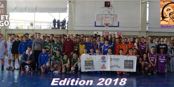 Tournoi U 15 La Mie Câline Basket Go: Victoire de Strasbourg SJ sur Pfastatt ASSM 25 à 24
