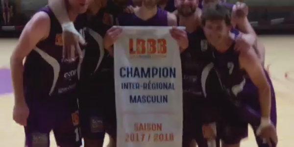 Champion inter région de Bourgogne Franche Comté !